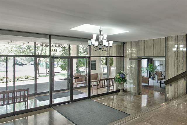 Lobby at 1359 White Oaks Boulevard.