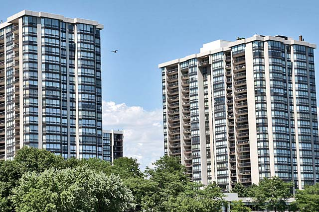 2170-2180 Marine Drive, Oakville - Ennisclare On The Lake.