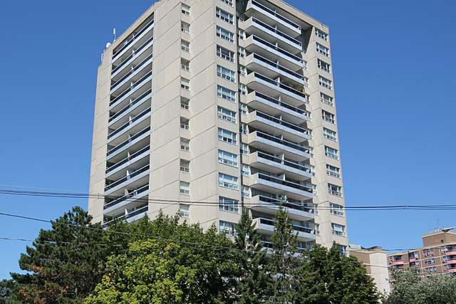 2263 Marine Drive, Oakville - The Lighthouse condominiums in Bronte Village.