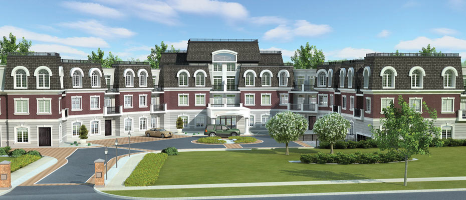 2300 Upper Middle Road West - The Balmoral Condos by Legend Creek Homes in Glen Abbey, Oakville