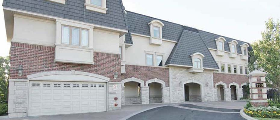 390 Upper Middle Road East, Oakville - North Morrison House luxury condominiums in Falgarwood.