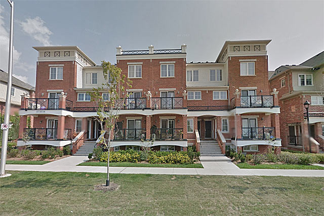 Sixth Line - Hays Boulevard - Post Road - Waterlillies Townhomes in Oak Park Oakville